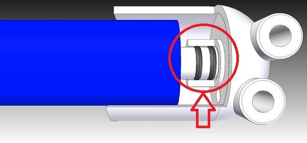 Accoppiamento vessel membrana
